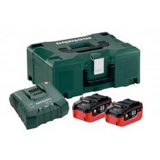 Базовий комплект 2 x LiHD 5,5 Ah (ASC Ultra, Metaloc)