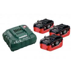 Базовий комплект 3 x LiHD 5,5 Ah, (ASC 30-36 V)