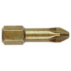 Бита Metabo Torsion PZ 1 x 25 мм, 25 шт
