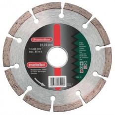 Діамантовий відрізний диск 125x22,23 мм універсальний, сегментований
