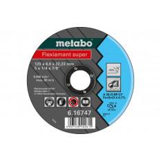 Зачисний Диск 125x6,0x22,2 мм, Flexiamant super (Premium), для нержавіючої сталі, A 36-O