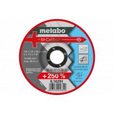 Зачисний Диск 125x7,0x22,2 мм, M-Calibur (Premium-CER), Inox, CA 36-O