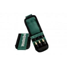 Набір біт 3 шт. (Diamond Torsion PZ2, TX20, TX25) в сумочці