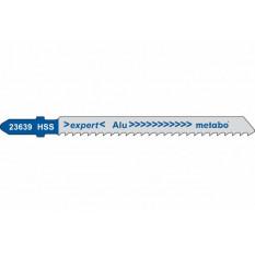 Пилочка для лобзика T127D 25 шт. по ст. листам, кольор. металам, алюм, 74х3мм