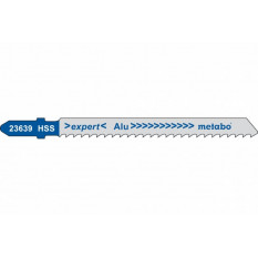 Пилочка для лобзика T127D 5 шт. по сталі і кольор. металу, алюм, 74х3мм