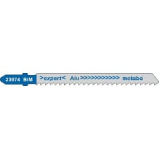 Пилочка для лобзика T127DF 5 шт. по сталі і кольор. металам, алюм, 74х3мм