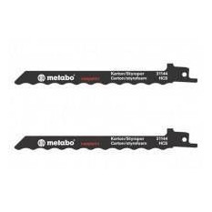 Полотно для сабельних пил S713AW 2 Ножа HCS 150x1,0 мм д.картона