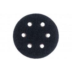 Проміжний диск з липучкою, 80 мм, м'який, перфорований