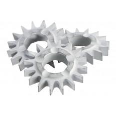 Ріжуче кільце з прямим зубом (набір=15шт.)