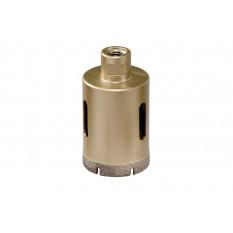 Алмазная коронка для плитки Metabo Dry Ø 75х91 мм