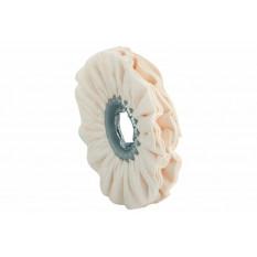 Нейлоновое полировальное кольцо Metabo Ø 100x10 мм, 8 шт