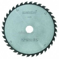 Пильный диск Metabo Multi cut HW/CT 190х2.6/1.8x20, Z54 FZ/TZ 5° отр.