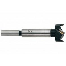 Сверло Форстнера с твердосплавными напайками Metabo Ø 20 мм