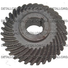 шестерня дисковая пила Sparky TKN 80D оригинал 187731 ( d14*53 34 34 зубьев)