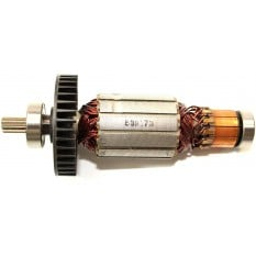 Якорь гайковерта ударного аккумуляторного Makita BTW450 оригинал 519199-5