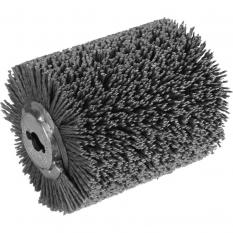 Абразивная нейлоновая щетка Makita 100х120 мм К80 794384-3