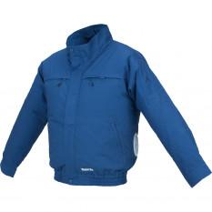 Аккумуляторная куртка с вентиляцией (хлопок) Makita DFJ 304 ZL
