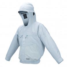 Аккумуляторная куртка с вентиляцией Makita DFJ 207 ZS