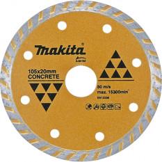 Алмазный диск 105 мм Makita (A-84193)