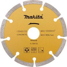 Алмазный диск 125 мм Makita (A-84115)