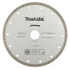 Алмазный диск 180 мм Makita (A-84078)