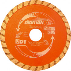Алмазный диск 230 мм Makita Diamak Turbo Rim (P-26886)