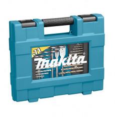 Комбинированный набор Makita 71 шт (D-33691)