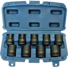 Набор ударных головок Makita 9 шт. (P-46953)