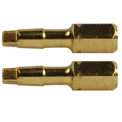 Крутна твердосплавна насадка SQ2 25 мм, 2 шт. Makita (Макита) оригинал B-28379