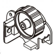 Регулятор частоты ходов для сабельной пилы DWT SS-500 VS оригинал 147545