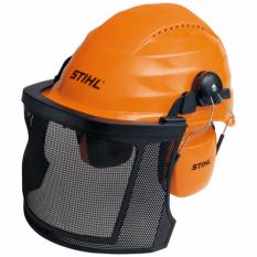 Защитный шлем с сеткой и наушниками Stihl Aero Light оригинал 00008840141