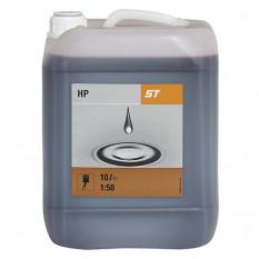 Масло для двухтактного двигателя STIHL HP 10 л оригинал 07813198434