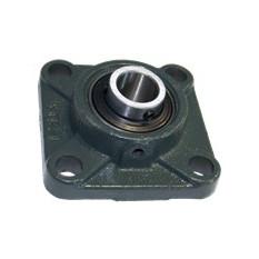 Подшипник UCF204 D-20mm 86*64mm (подшипник UC204, Корпус F204)