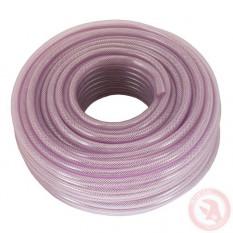 Шланг PVC высокого давления армированный 8мм*50м Intertool