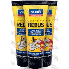 Смазка YUKO Redus Molybdenum NLGI 2 100гр туба 125ml ПЭ з кришкою