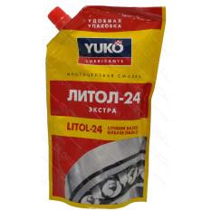 Смазка YUKO Литол-24 дой-пак 375гр ПЕ