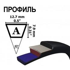 Ремень клиновый A-1650