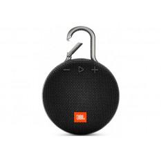 Портативная акустика JBL Clip 3 (USB колонка) Midnight Black