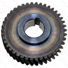 Шестерня дисковой пилы Элпром ЭПД-2300 (17*57,5 42 зуба лево)