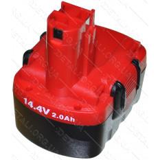 Аккумулятор шуруповерта Bosch Ni-Cd 14,4V 2,0Ah