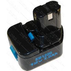 Аккумулятор шуруповерта Hitachi 12V 2,0Ah под оригинал