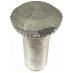 Боек отбойного молотка Makita HM1303 оригинал 322873-4