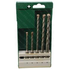 Буры для перфоратора SDS-plus Bosch (набор 5 шт) 2609255541