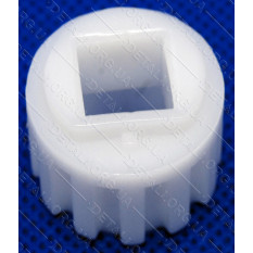 Втулка шнека (D24 мм, H23 мм, квадрат 10 мм)