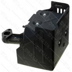 глушитель генератора 188F / мотопомпы в сборе