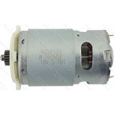 Двигатель 18V шуруповерта DeWalt DCD776 оригинал N376649 (d44 L вала 87мм шестерня 18 зубов)