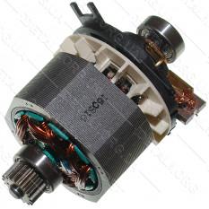 двигатель аккумуляторной дрели Bosch BS 18-A Compact 18V в сборе оригинал 2609199359