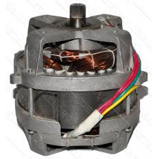 двигатель асинхронный газонокосилки LEX 1200W 220V (D137L150) вал17мм (болт8мм) меж.отв150мм