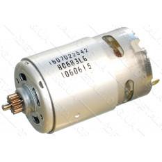 двигатель шуруповерта Bosch PSR 10,8 Li-2 оригинал 2609004501 шестерня 13 зубов d9,5
