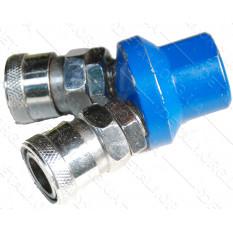 двойник компрессора с быстросъемным соединением